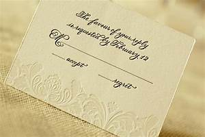 Tips for writing your wedding invitations for Wedding rsvp cards deadline