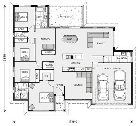 house designer plans wide bay 230 home designs in south wales g j