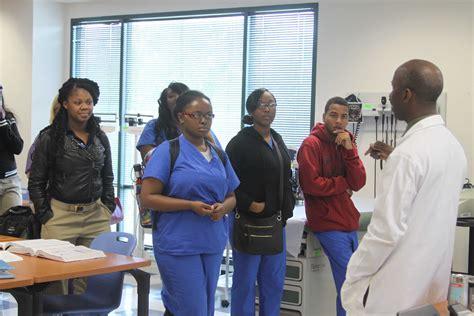 Job Corps Students Visit Jacksonville