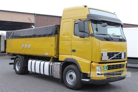 Volvo Fh 440 Globe Grain Trucks 55 M, Plans, € 5 2008