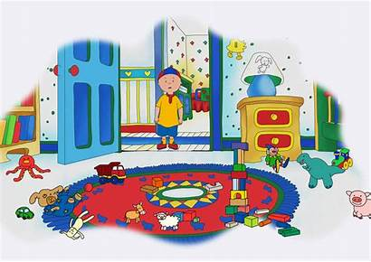 Caillou Coloring Caillous Behind Scenes Worst Making