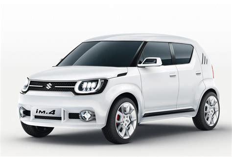 Suzuki Car : New Suzuki Im-4 (maruti Yba) 4x4 Mini Suv Concept Revealed