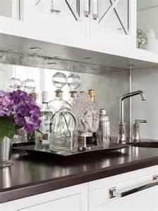 mirrored backsplash in kitchen 13 beautiful backsplash ideas bynum design