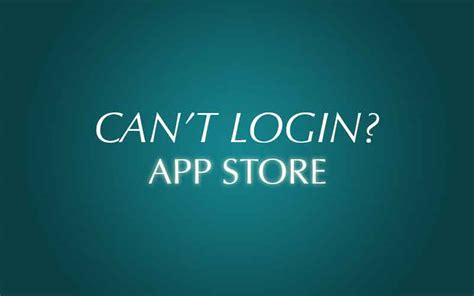 i cant apps on my iphone can t login to app on iphone ipod p t it