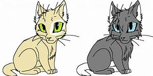my warrior cat kits by jwarriorcats on DeviantArt