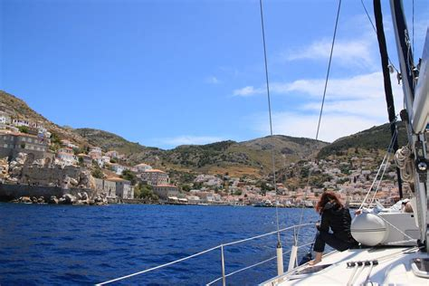 Sailing Greek Islands Blog by Sailing In Greece A Skippers Log From Saronic Gulf