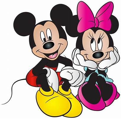 Clipart Minnie Mouse Hands Mickey Transparent Clip