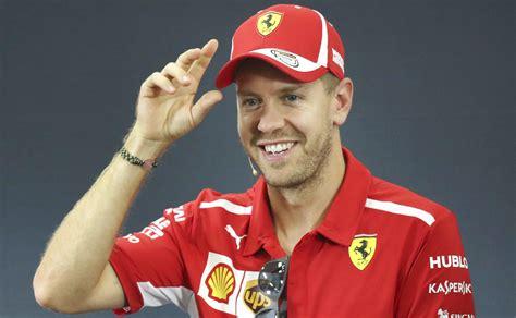 Sebastian vettel beschäftigt sich gerne mit autos. Aufbruch für Sebastian Vettel: Das ist neu bei Ferrari ...