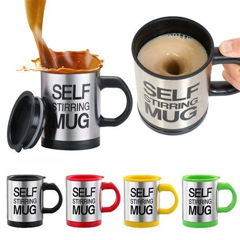 Harga Gelas Ajaib jual self stirring mug aduk ajaib stiring gelas kopi