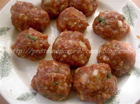 cuisiner boulette de viande regime dukan viande hachee