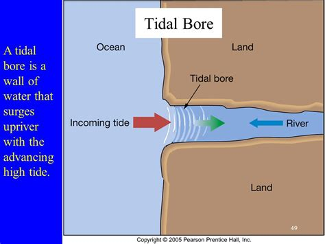 How does a tidal bore work? | Nova Scotia River Runners