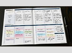 Time Management Tools Weekly Planners Core77