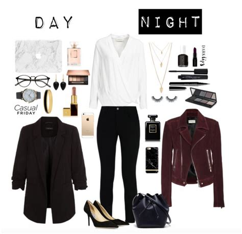 Day-to-Night Outfits | Love On The Wall