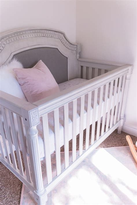 Baby Girl's Neutral Nursery  Gold Lion Style