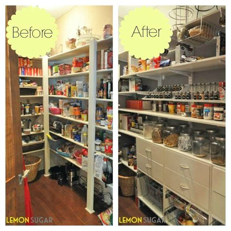 organizing the kitchen pantry a pantry makeover with organized living part 2 after 3802