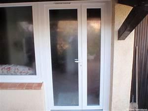 Largeur Fenetre Double Battant : porte fen tre pvc 2 vantaux r novation finestral ~ Edinachiropracticcenter.com Idées de Décoration