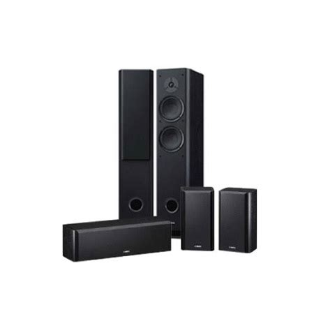 speaker home theater yamaha yamaha home theater 5pc speakers package reviews