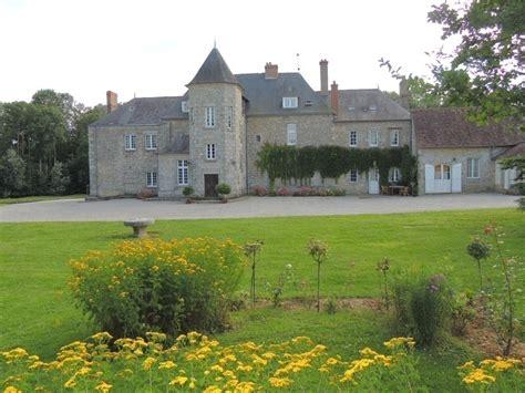 chambre d hote orne chambre d 39 hôtes château de sarceaux à alencon