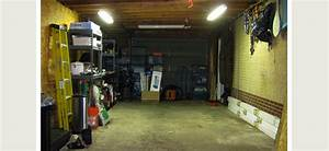 Home Garage Lighting Ideas  A Photo Guide To Fixtures