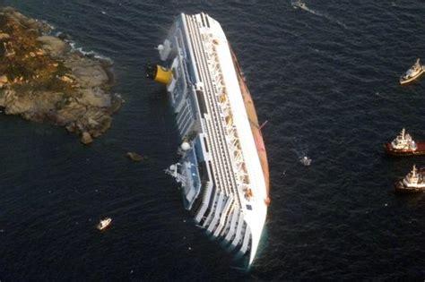 cruise ship sinking 2015 schiffsungl 252 ck die horrorfahrt der quot costa concordia