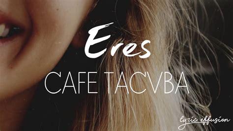 Café Tacvba / Tutorial X Guitarra