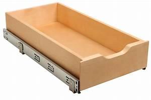Rangement Tiroir Bois : real solutions tiroir de rangement en bois coulissant avec ~ Edinachiropracticcenter.com Idées de Décoration