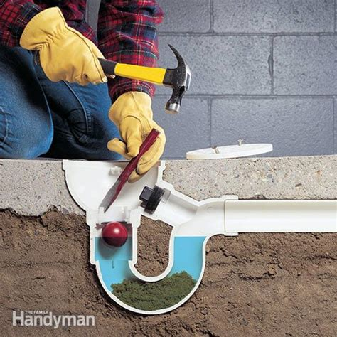 what can i use to unclog my kitchen sink how to unclog a drain the family handyman