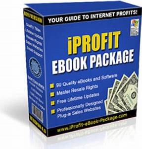 *NEW* Iprofit Ebook Package With Master Resale Rights ...