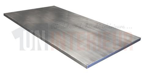 cuisine en zinc plan de cuisine en zinc plan de travail zinc
