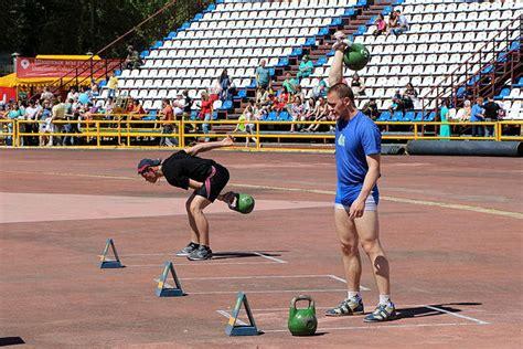 kettlebell sport competition begin training way crossfit beginning