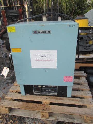 blue  ov   stabil therm benchtop electric lab curing oven