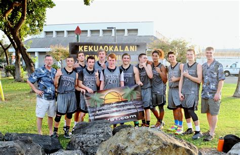 boys basketball nikiski middlehigh school