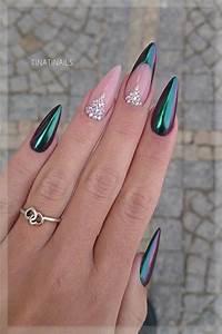 Nail Art Ideas For Long Nails - NailArts Ideas