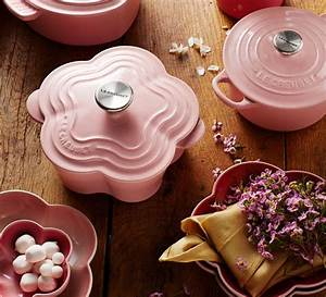 Le Creuset Geschirr : promotions chifoon pink flower casserole le creuset singapore all about hair pinterest ~ Eleganceandgraceweddings.com Haus und Dekorationen