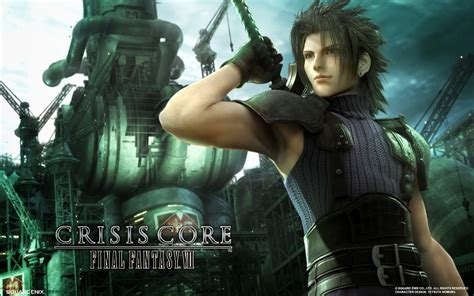 Crisis Core Final Fantasy Vii Apk For Android Phones Tablets