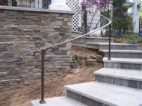 Best 25+ Iron Handrails Ideas On Pinterest