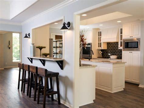 modele cuisine ouverte avec bar comment meubler votre cuisine semi ouverte archzine fr