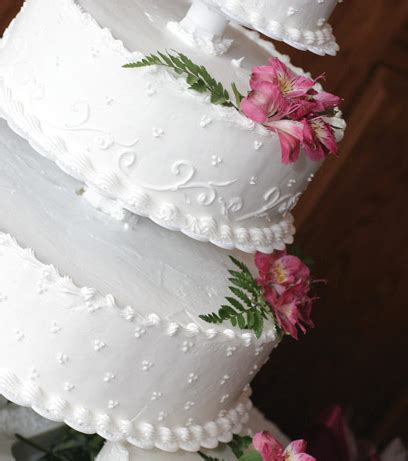 store bakeries step  wedding cakes supermarket news