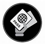Immigration Lawyer Emigration Clipart Icon Transparent Related