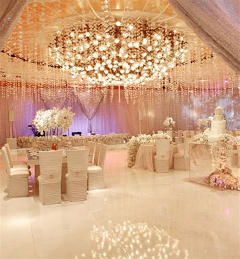 Wedding Reception Decorations by Luxury Wedding Reception With A And Awesome