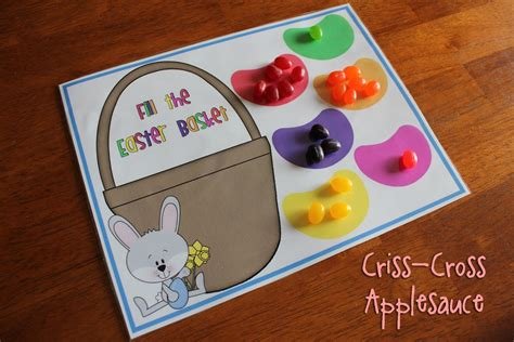 jelly bean color with free printable from criss cross 326 | c305f6085959b97a8100e8754ee0c1c9