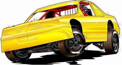 Dirt Race Street Clipart Racing Deviantart Cars