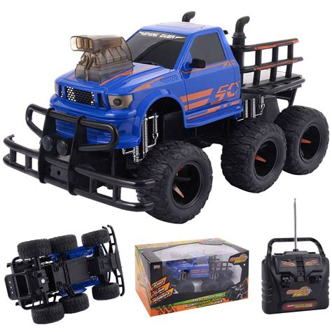 rc monster trucks 1 10 4ch rc monster truck electric remote control off road