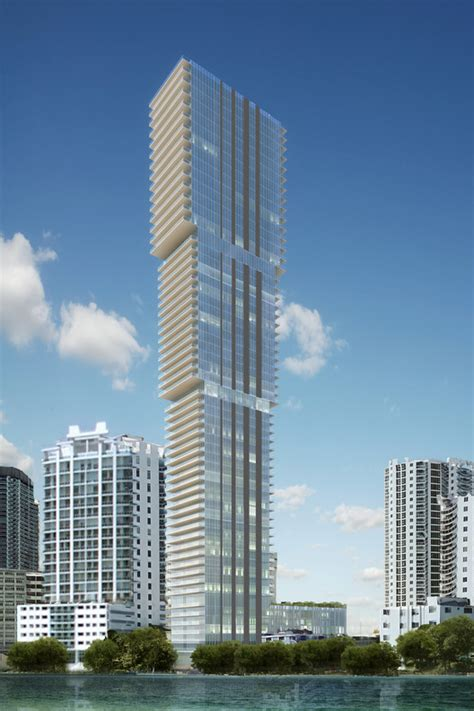 Arquitectonica Designs Three Tier Residential Tower In