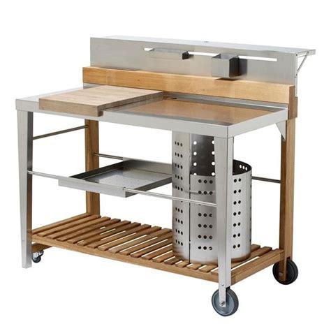meuble cuisine occasion table de cuisson pour plancha outcook achat vente