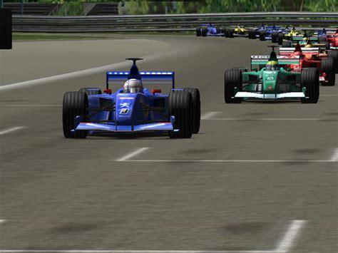 Sreenshot F1 Racing 3d Screensaver 1.01.2.1