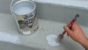 repeindre un escalier exterieur With peinture pour ciment exterieur