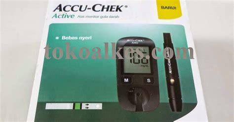 Accu Check Alat Monitor Gula Darah alat cek gula darah