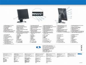 Download Dell Computer Monitor 1905fp Manual And User