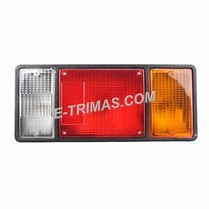 Isuzu Npr Nkr Nhr Universal Lorry Truck Tail Light